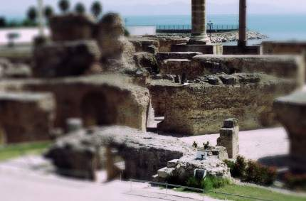 CARTHAGE (Tilt Shift) #2