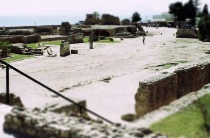 CARTHAGE (Tilt Shift) #3