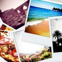 Polaroid de Vacances