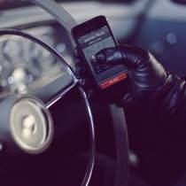 MUJJO – Gants en cuir pour iPhone Touchscreen Gloves