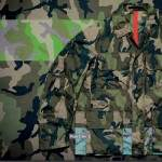 VALENTINO S/S 2013 Collection Camo