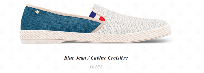 10102 BLUE JEANCABINE CROISIERE (APRIL)