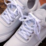 RONNIE FIEG x FILLING PIECES Low Top White Sneakers
