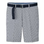 Short UNIQLO Gingham Belted