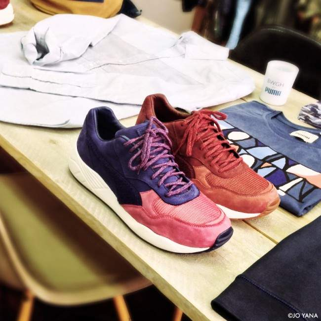 BWGH for PUMA – Fall/Winter 2014