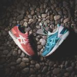 RONNIE FIEG x ASICS GEL LYTE V – Rose Gold & Sage