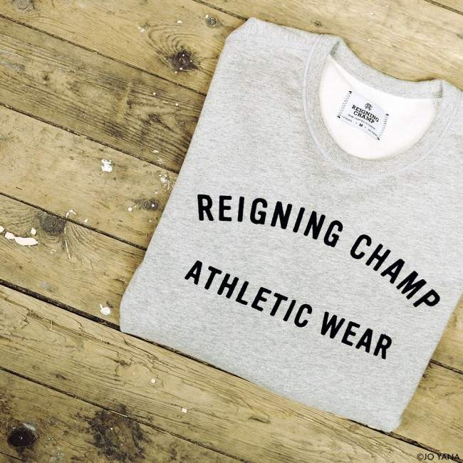 REIGNING CHAMP Sweater