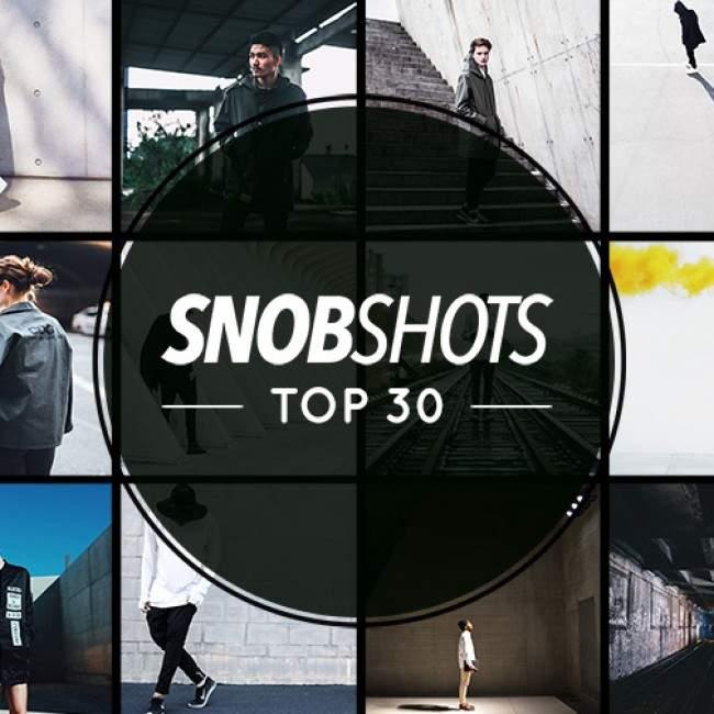 #SNOBSHOTS – Top 30