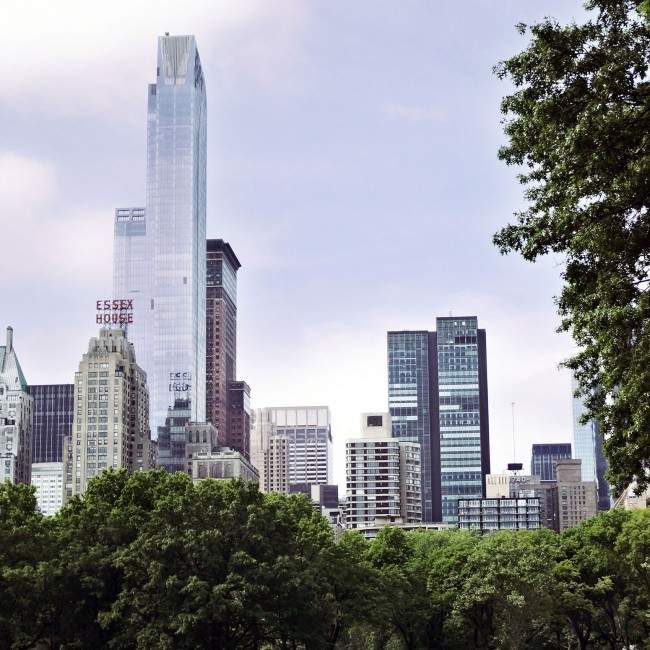 CENTRAL PARK East