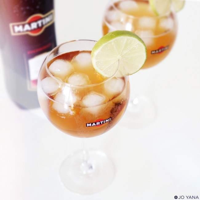 Martini Rosso #INSTAPERITIVO